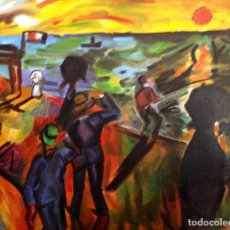 Arte: VISTA DEL MAR. Lote 186052156