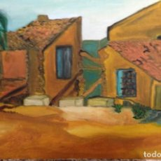 Arte: CASA FANTASMA ALTEA. Lote 186061443