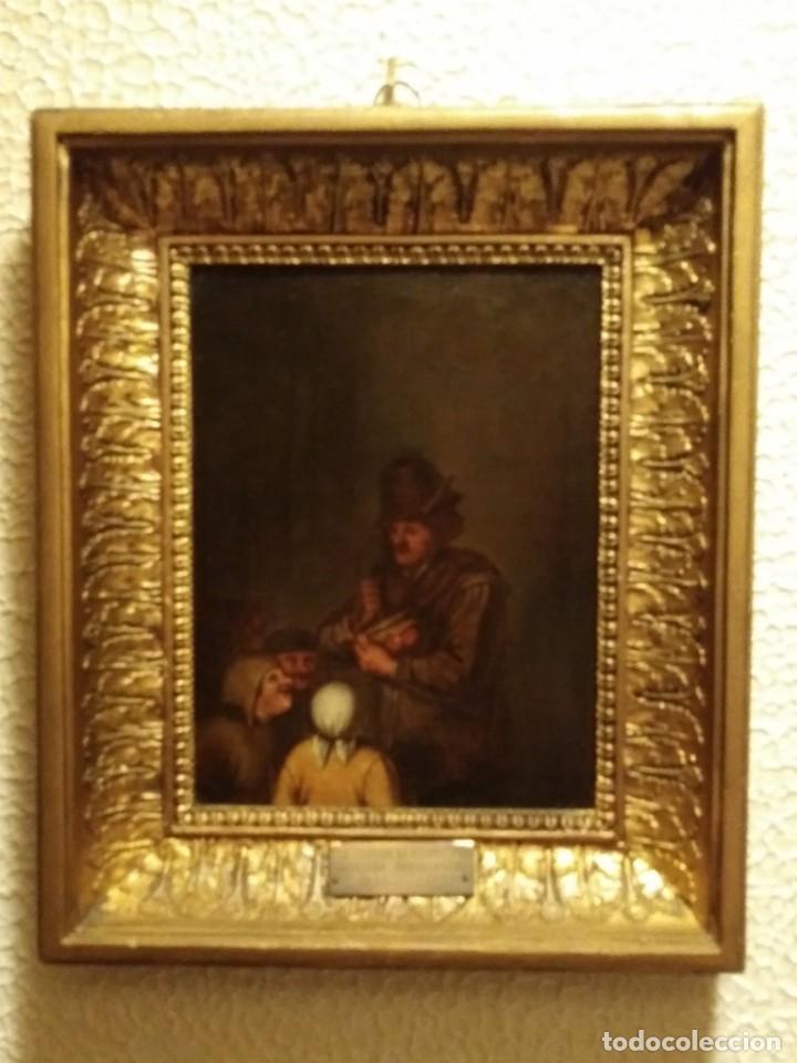 Arte: Le joeur de rommelpot. Quiringh Gerritsz. van Brekelenkam - Foto 6 - 185976001