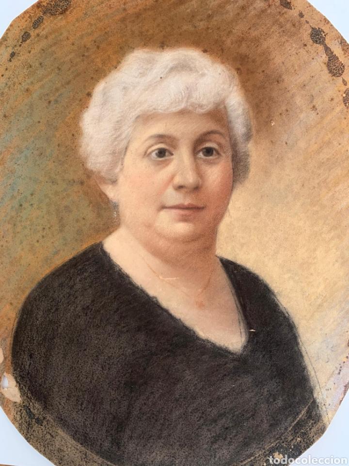RETRATO SIGLO XIX (Arte - Pintura - Pintura al Óleo Contemporánea )