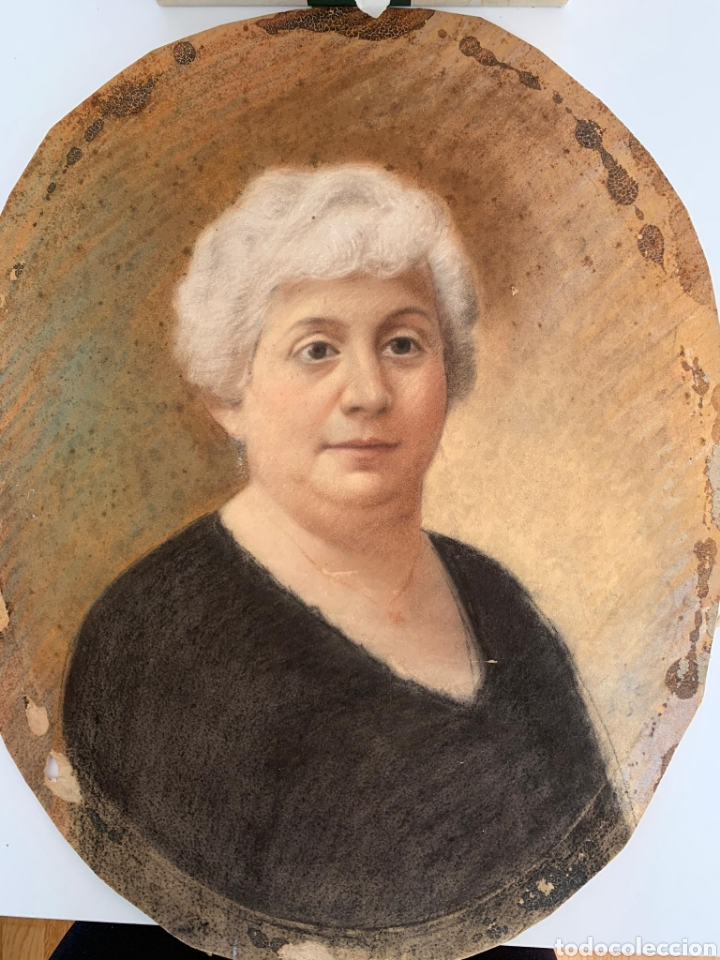 Arte: Retrato siglo XIX - Foto 2 - 186291631