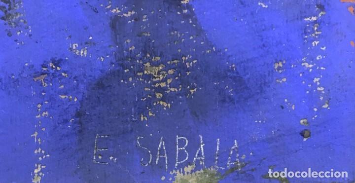 Arte: ELISABETH SABALA (1956) - Foto 2 - 186294467