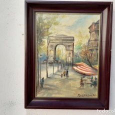 Arte: PINTURA CON AUTOR. Lote 186329965