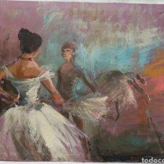 Arte: SAGED. BAILARINAS DE BALLET.. Lote 186333171