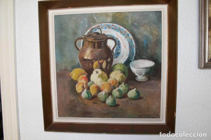 Arte: Bodegón de Adelardo Parrilla - Foto 3 - 54369578