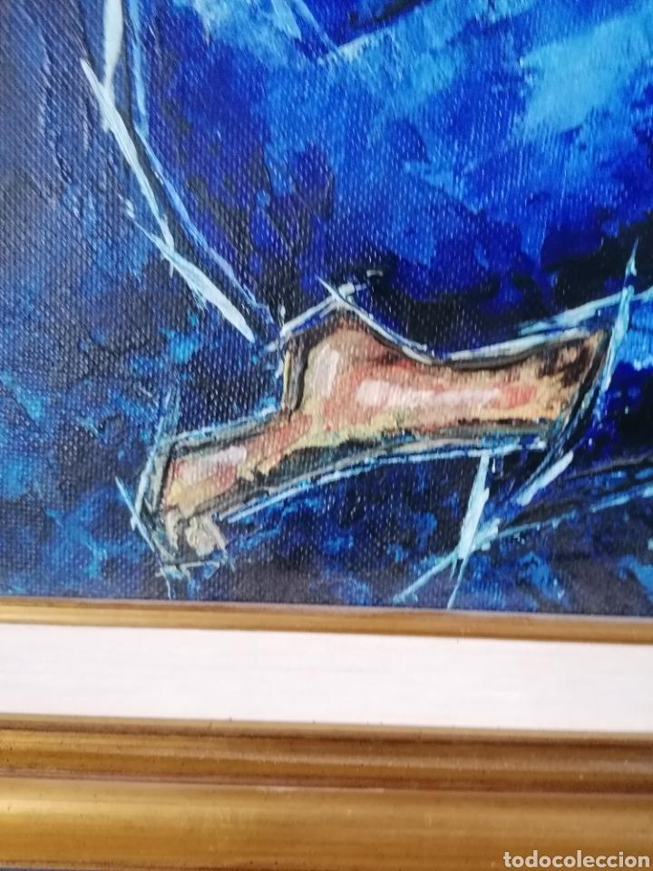 Arte: Vicente de Espona 1970 (1918 - 1995) con marco 90x65 / sin marco 70x44 cm - Foto 6 - 186460331