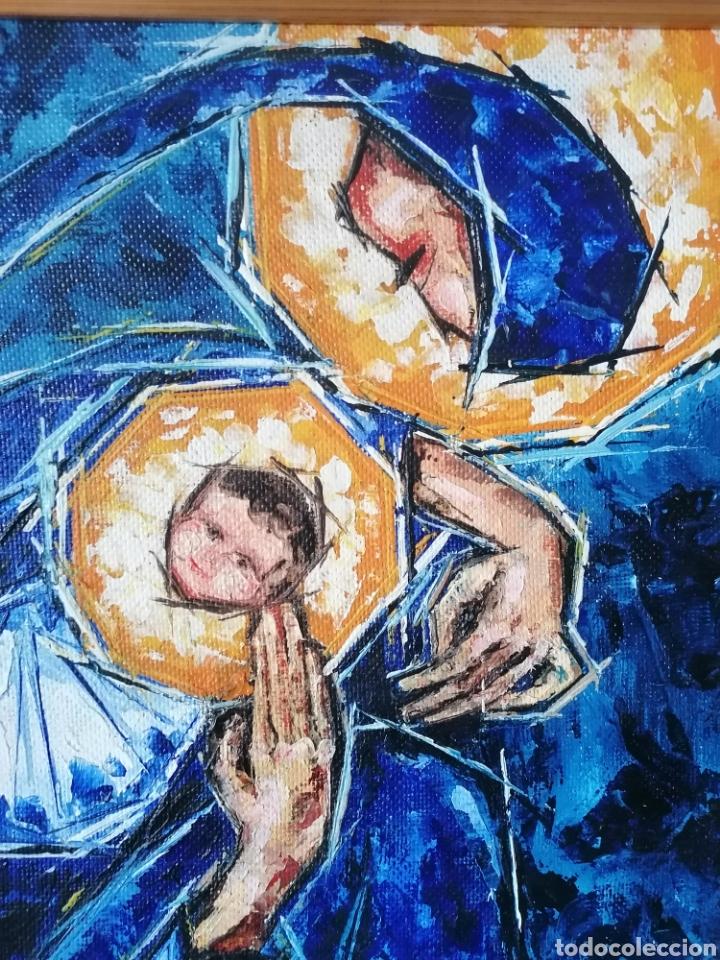Arte: Vicente de Espona 1970 (1918 - 1995) con marco 90x65 / sin marco 70x44 cm - Foto 10 - 186460331