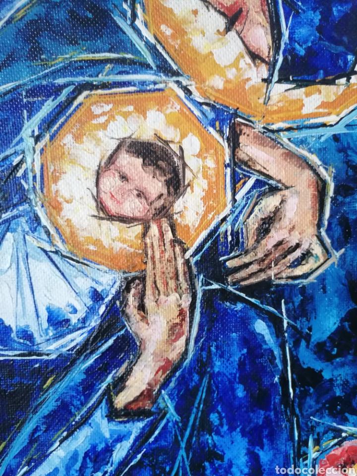 Arte: Vicente de Espona 1970 (1918 - 1995) con marco 90x65 / sin marco 70x44 cm - Foto 19 - 186460331