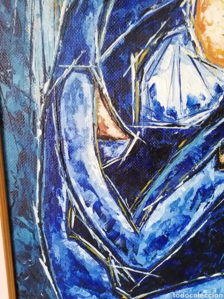 Arte: Vicente de Espona 1970 (1918 - 1995) con marco 90x65 / sin marco 70x44 cm - Foto 21 - 186460331