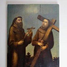 Arte: PAREJA DE SANTOS, SEGARRA, SIGLO XVII. Lote 187081173
