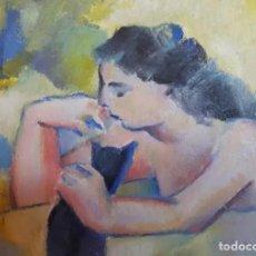 Arte: -JOSEP MARIA ROSSELLO--1992-CERTIFICADO. Lote 187434767