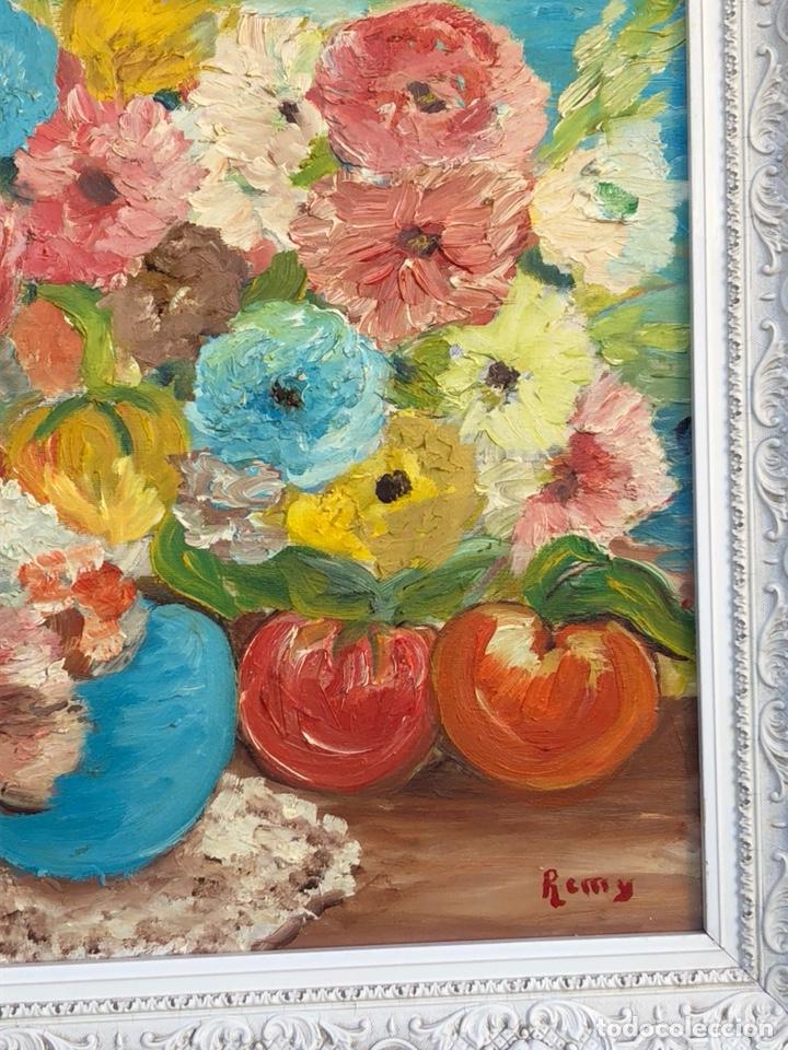 Arte: Precioso óleo sobre lienzo firmado - Foto 3 - 188416751