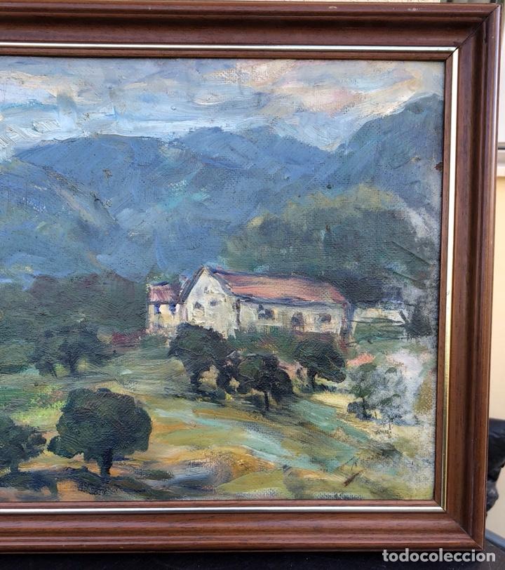 Arte: Precioso óleo sobre lienzo firmado Eugenio korini - Foto 3 - 188417011