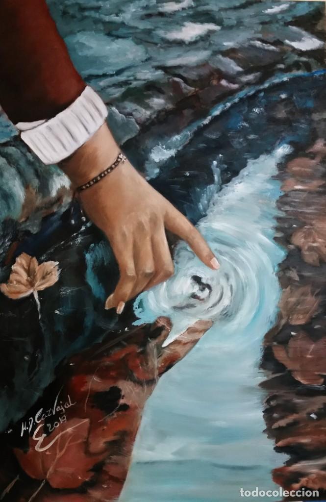 Arte: tocando el agua - Foto 2 - 188432197