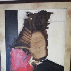 Arte: OLEO DEL GRAN PINTOR CANARIO FELIPE HODGSON....... Lote 188563262