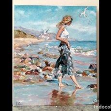 Arte: PLAYA. Lote 189229570