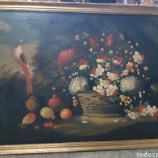 Arte: LIENZO BODEGÓN. Lote 189429330