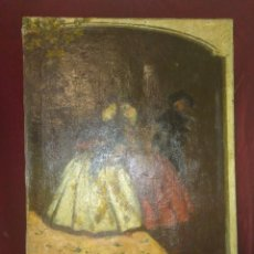 Arte: BONITA PINTURA ÓLEO SOBRE LIENZO,BARTOLOMÉ MONGRELL MUÑOZ. Lote 189716731