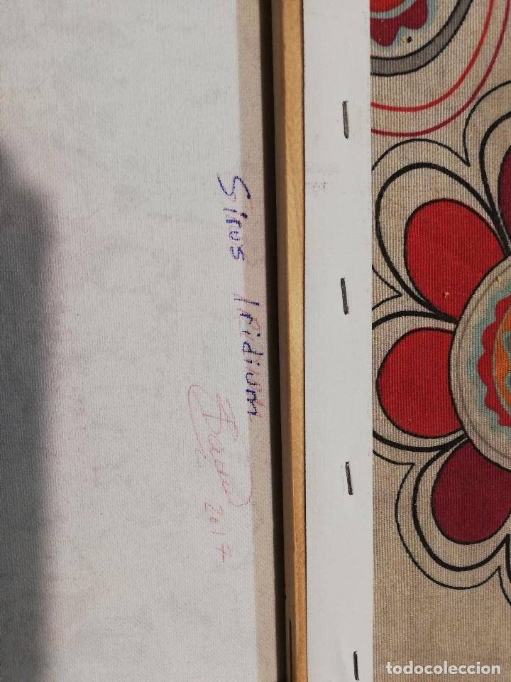 Arte: Cuadro Pintura Impresionista -abstracta , Acrilico sobre lienzo firmado - Foto 5 - 102822563