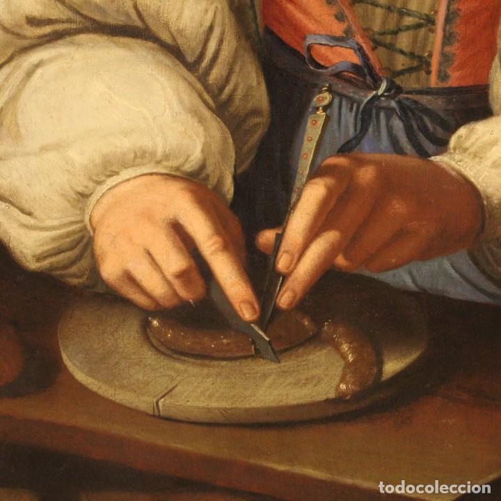 Arte: Pintura antigua retrato italiano del siglo XVIII - Foto 6 - 189806997