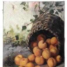 Arte: MARTINETTI ANGELO (XIX).PINTOR ITALIANO. OLEO SOBRE TELA. Lote 190084352