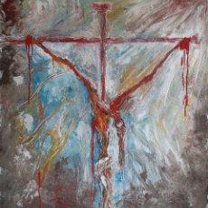 Arte: CRUCIFIXION. Lote 190126941