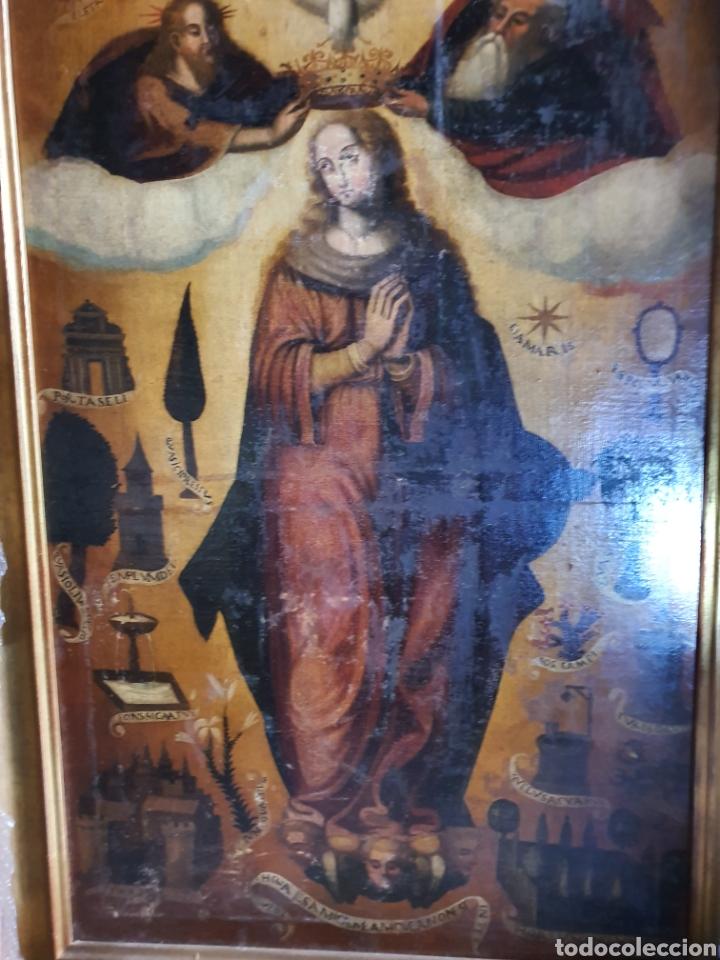 Arte: inmaculada escuela valenciana. circulo Vicente Masip - Foto 2 - 190322752