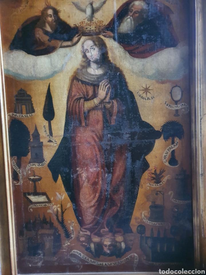 Arte: inmaculada escuela valenciana. circulo Vicente Masip - Foto 3 - 190322752