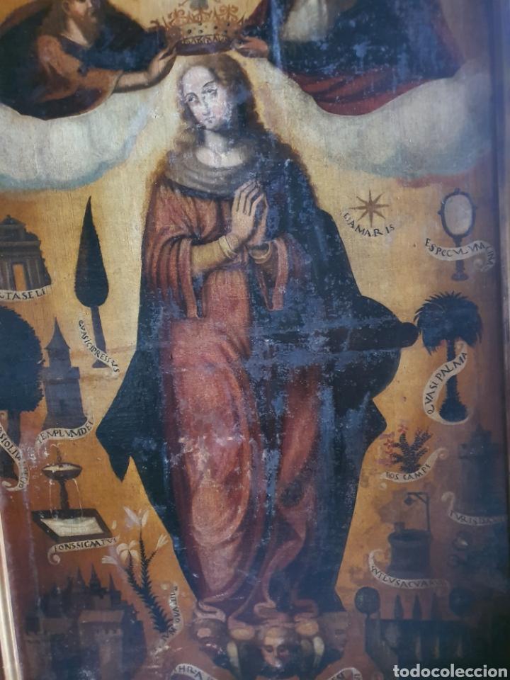 Arte: inmaculada escuela valenciana. circulo Vicente Masip - Foto 4 - 190322752