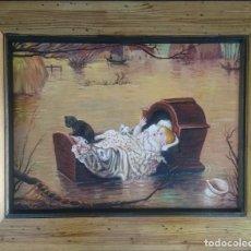 Arte: ESCUELA HOLANDESA. Lote 190419797