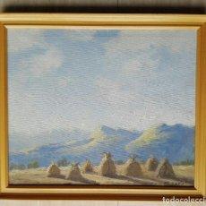 Arte: RAFAEL FERNANDEZ DE SOTO SUBIRANA (1915-1984) - OLEO SOBRE TELA - ENMARCADO 61 X 53. Lote 46378696