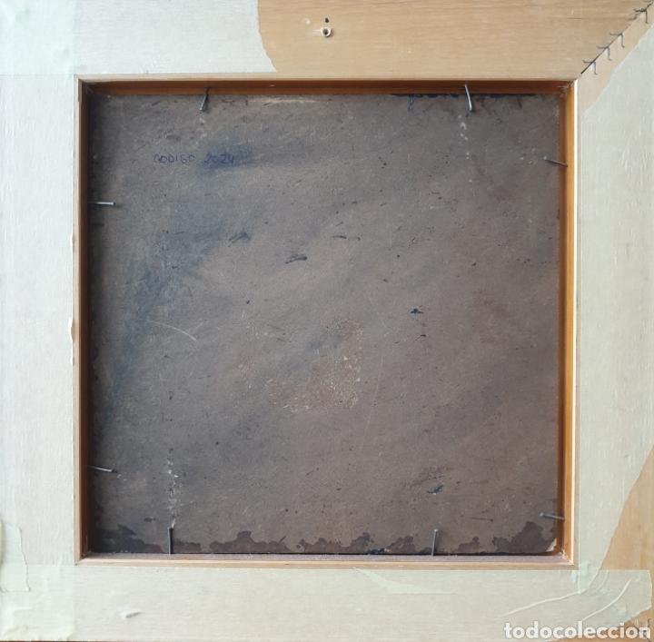 Arte: Escuela Española (XIX-XX) - Santa Faz.Oleo/tela.Anonimo. - Foto 5 - 190692391
