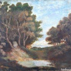 Arte: ÓLEO PAISAJE ( ESCUELA INGLESA ). Lote 190693872