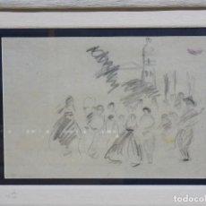 Arte: JOSEP COLL BARDOLET. Lote 190786233