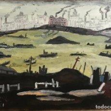 Arte: INDUSTRIAL AÑOS (20) SEGUNDA. Lote 190823050