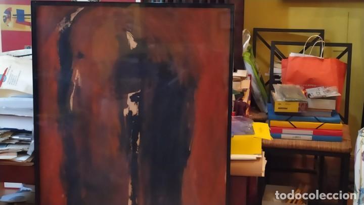 Arte: óleo del pintor valenciano Luis Moscardó año 1987 - Foto 9 - 190897256