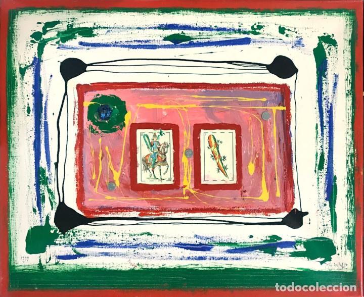 JULIO DE PABLO (1917-2009) (Arte - Pintura - Pintura al Óleo Contemporánea )