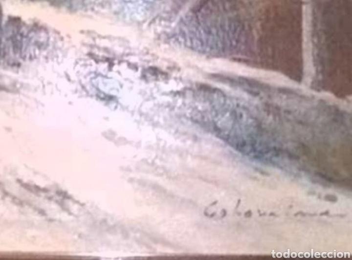 Arte: Cuadro Colomina (Último precio) - Foto 4 - 190935302