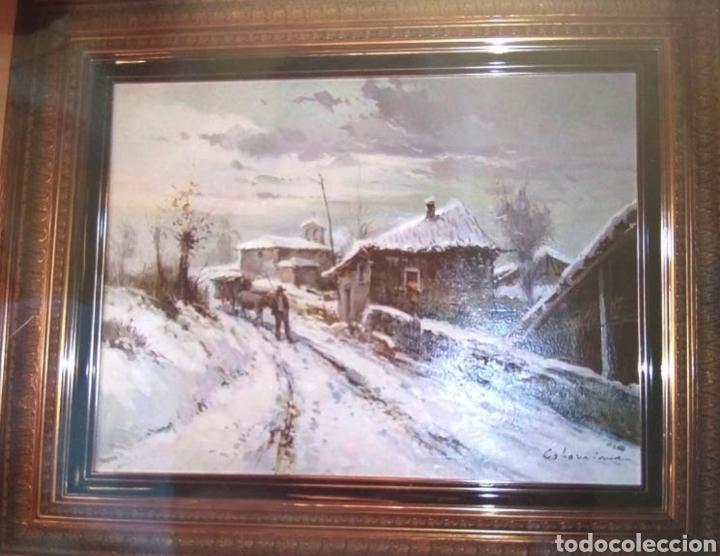 CUADRO COLOMINA (ÚLTIMO PRECIO) (Arte - Pintura - Pintura al Óleo Contemporánea )