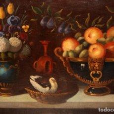 Arte: ESCUELA CONTINENTAL DEL SIGLO XVIII. OLEO SOBRE TELA DE AUTOR DESCONOCIDO. Lote 191087268