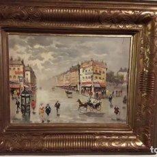 Arte: PAISAJE FIRMADO. Lote 191109380