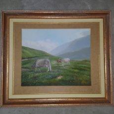 Arte: CUADRO DEL PINTOR CARLOS SEMPERE.. Lote 191145208