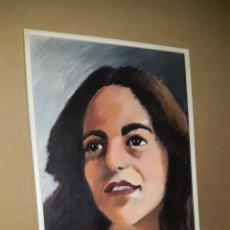 Arte: CUADRO MUJER, FIRMADO.. Lote 191148460