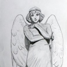 Art: ANGEL. Lote 191159207