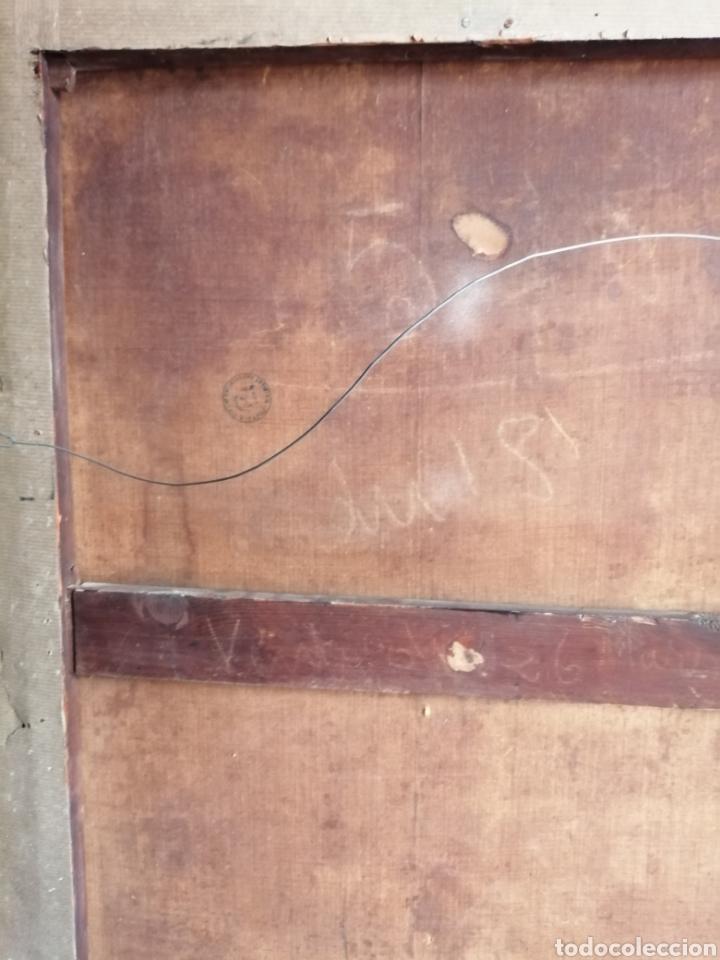 Arte: Óleo sobre lienzo napolitano siglo XVIII. - Foto 15 - 191251962