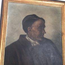 Arte: PINTURA MAXIMINO PEÑA. FIRMADA. 1850. CERTIFICADA. Lote 191265113