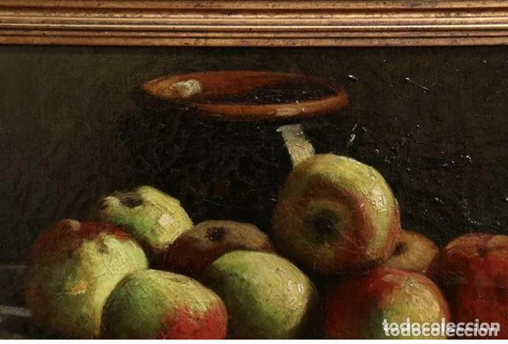 Arte: Alfred Arthur Brunel de Neuville (1852-1941) Manzanas - Foto 2 - 191414267