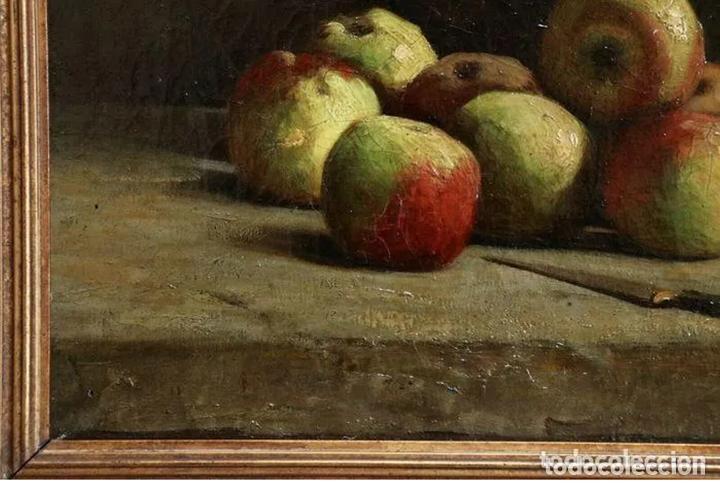 Arte: Alfred Arthur Brunel de Neuville (1852-1941) Manzanas - Foto 7 - 191414267