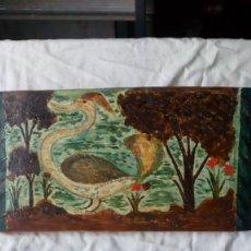 Arte: DOS TABLAS DE ARMADURA MUDÉJAR. S.XVI.. Lote 191495475