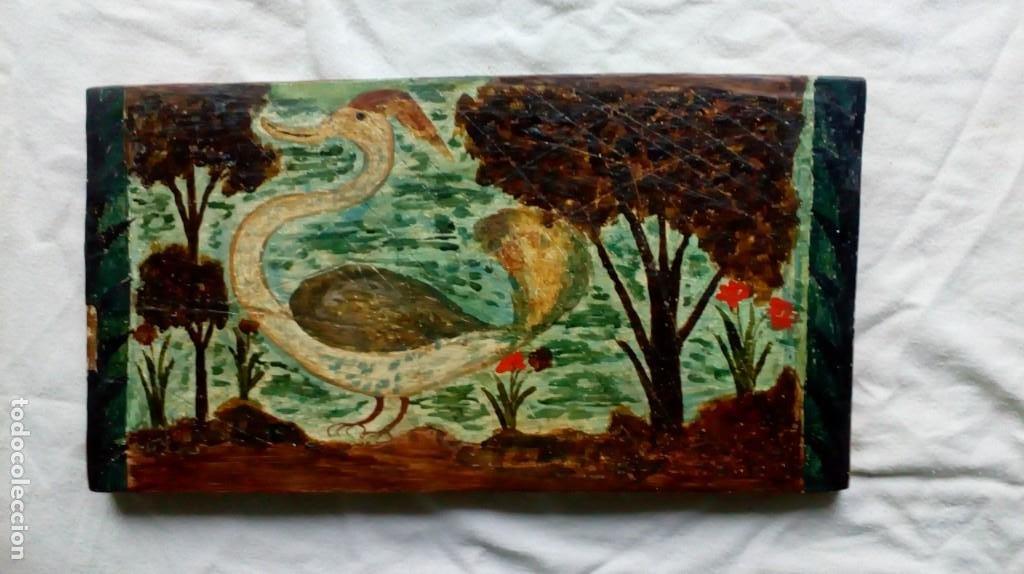 Arte: DOS TABLAS DE ARMADURA MUDÉJAR. S.XVI. - Foto 3 - 191495475